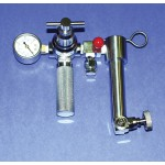 Back Pressure Receiver for CO2, 15 mL (Reconditioned)