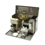 Offshore Test Kit with Rheometer and Retort