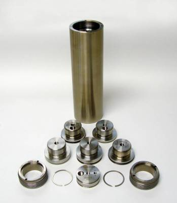 Threaded HTHP Filter Press Cells
