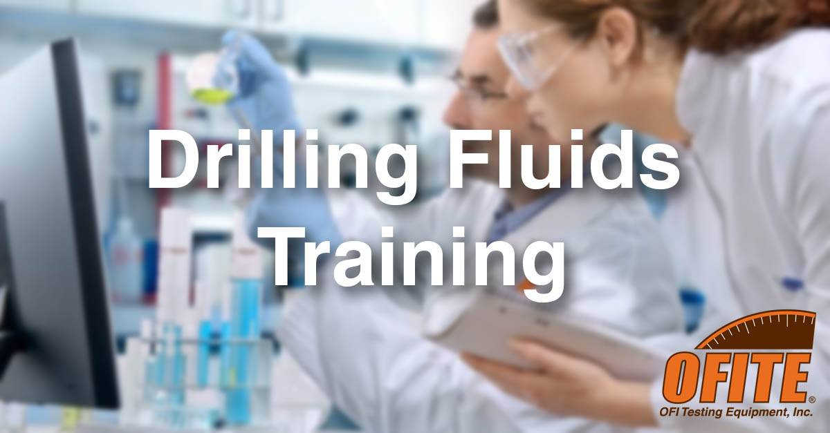 Space Still Available for July Drilling Fluids Training - Newsroom