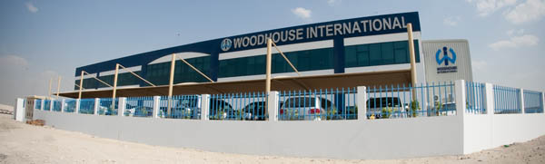 Woodhouse International FZE Office in Dubai
