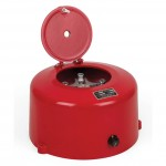 Robinson Centrifuge for 100 mL Pear Shaped Cone Tubes, 4 Place, Heated, 115 Volt