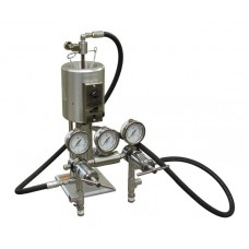 HTHP Filter Press with Threaded Cells, 175 mL, Cement