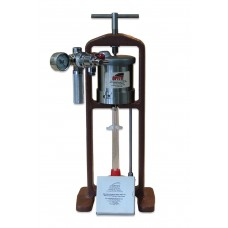 Filter Press, Low Pressure, Bench Mount, with CO2 Pressure Assembly